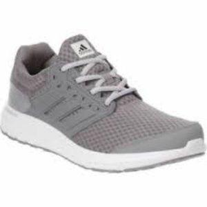 New Adidas Galaxy 3M Cloud foam size 10 Gray